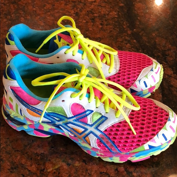 info for 56839 b0981 ... coupon code for womans asics gel noosa tri 7 multi color shoes 14a47  d6c7b